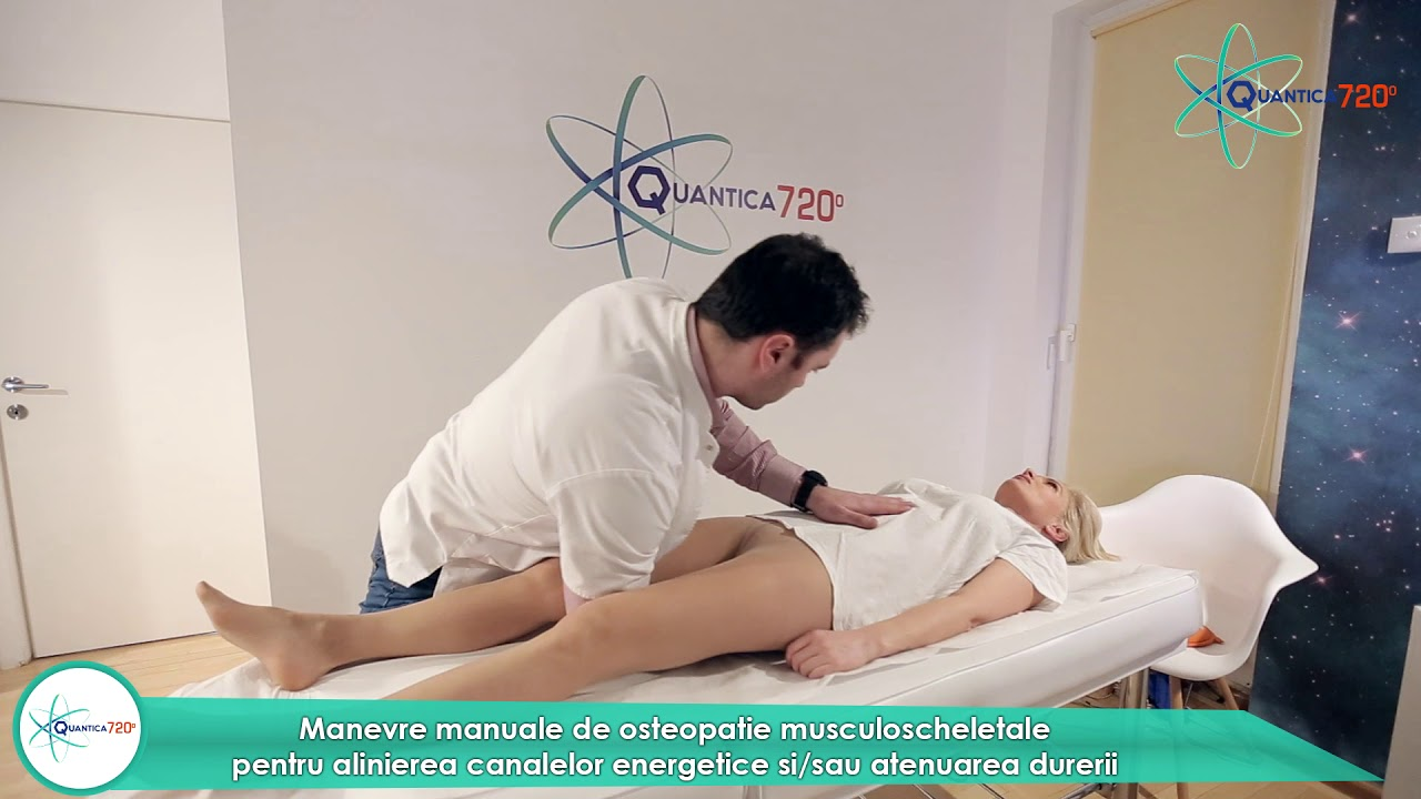 Tratamentul artrozei genunchiului cu un osteopat Osteopatie în tratamentul artrozei genunchiului