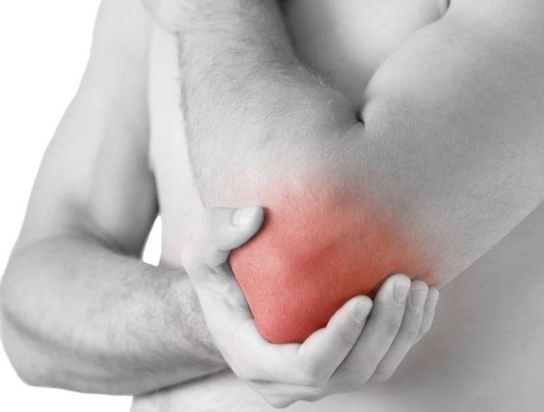durere de cot reflectată clinica durerii în articulațiile mâinilor