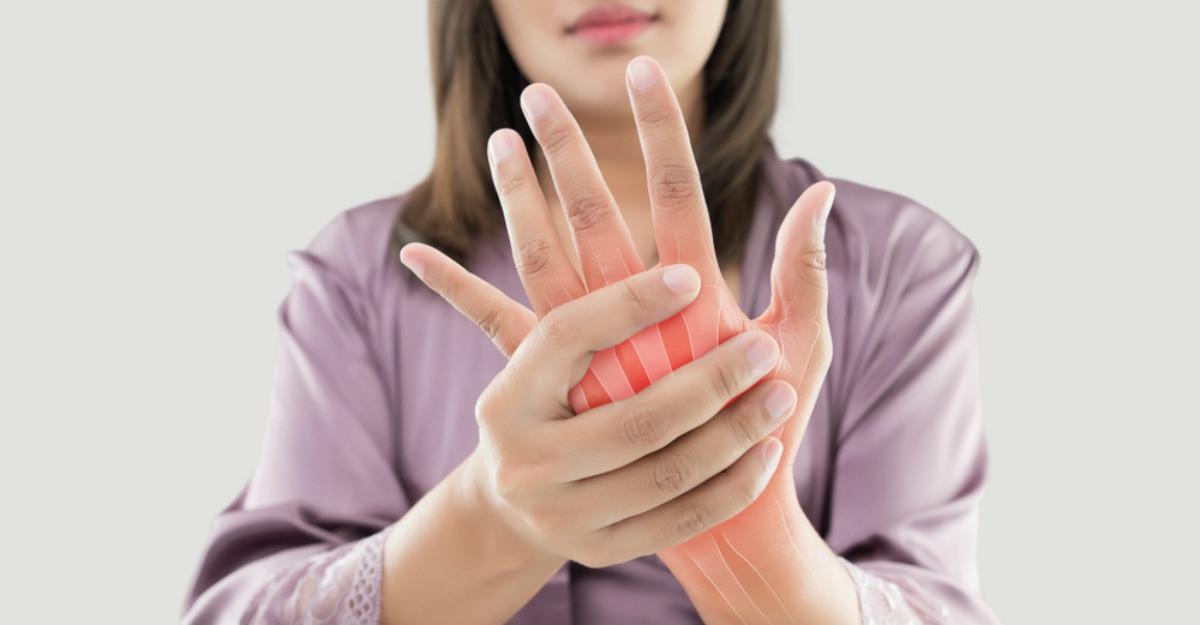 tratamentul artrozei palmei mâinii boala articulară fungică