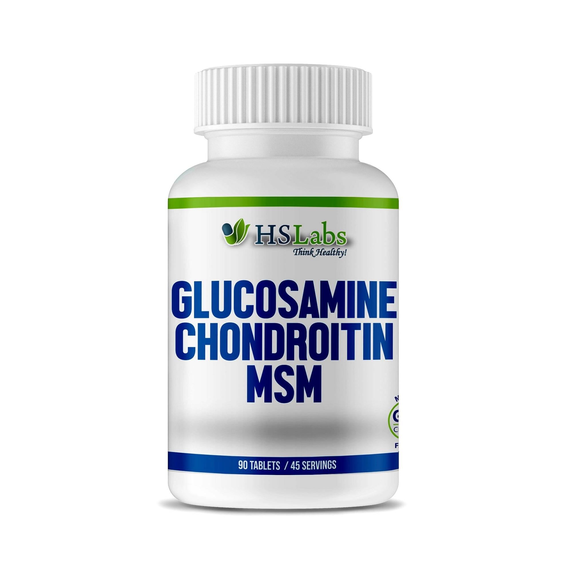 sisteme de alimentare glucosamină condroitină