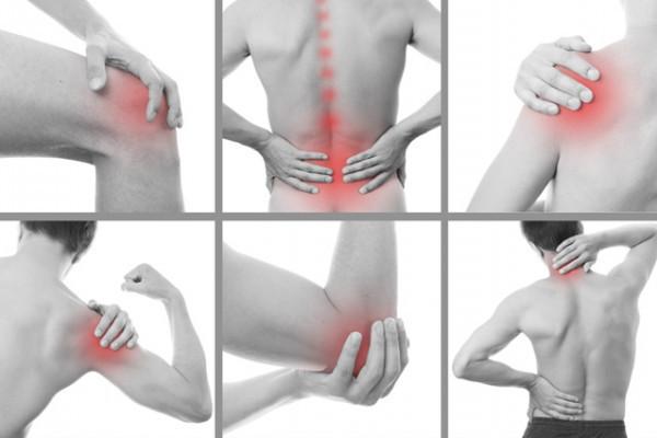 dureri musculare în tot corpul