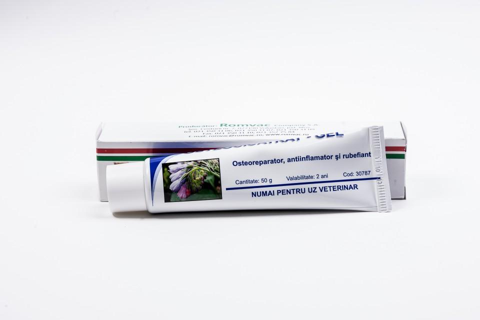 unguent și gel pentru osteochondroză