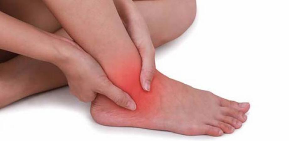 cum ameliora durerea cu inflamația articulației gleznei