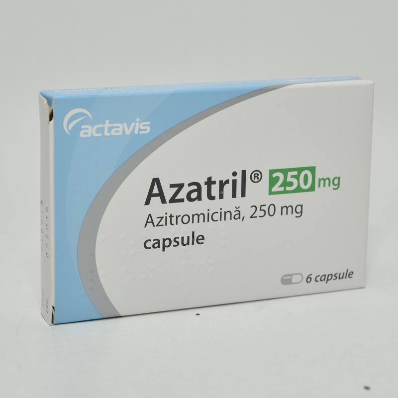 azitromicină în tratamentul articular