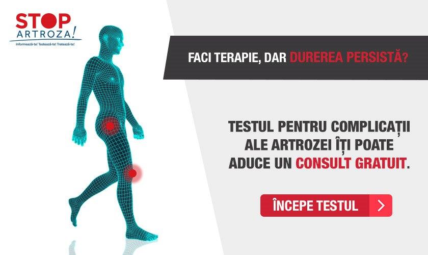 tratamentul denarozei de artroză