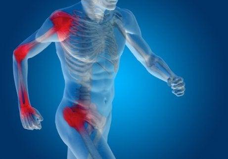care tratează articulațiile și mușchii
