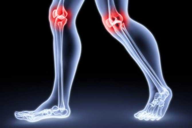 Care tratează sinovita articulației gleznei