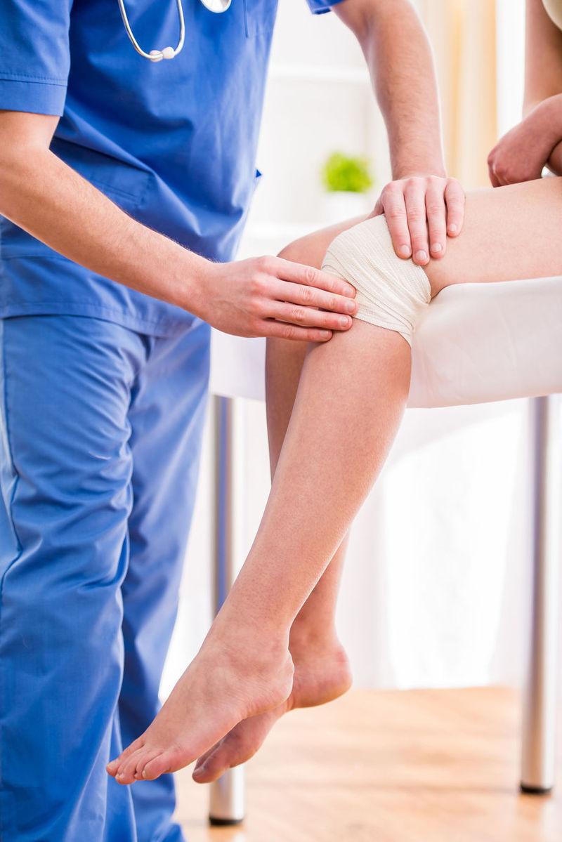 creșterea durerii la genunchi