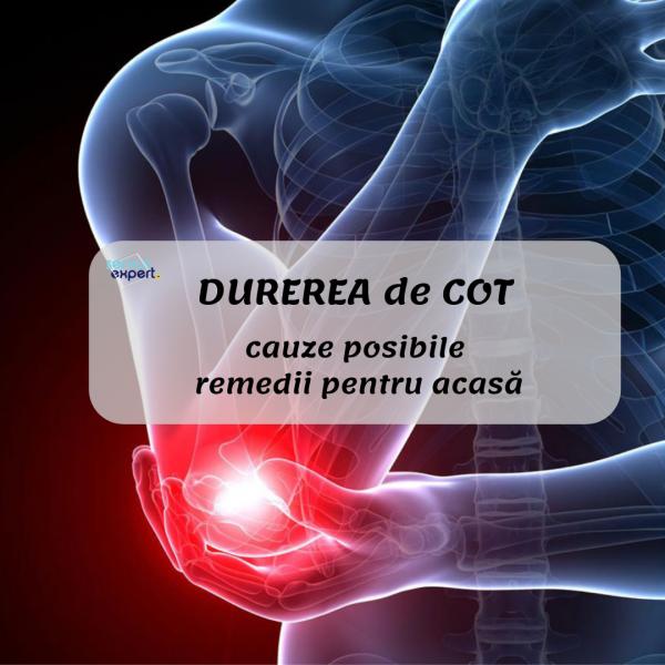durere de cot reflectată durere cu o articulație a degetului mijlociu