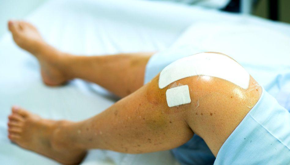 dureri articulare după artroplastie ce să facă cât timp să luați condroitină și glucozamină