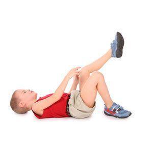 dureri articulare la un copil cu ARVI buza articulară a restaurării articulațiilor umărului