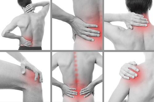 durere în articulația umărului și brațul tendonului