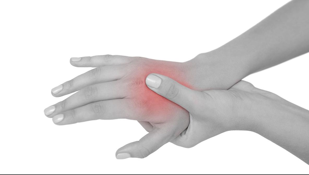 articulația degetului mijlociu al mâinii stângi doare crema de calmare a durerilor articulare